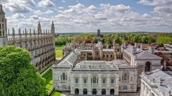 Old colleges of Cambridge University
