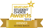 WUSCA winner logo
